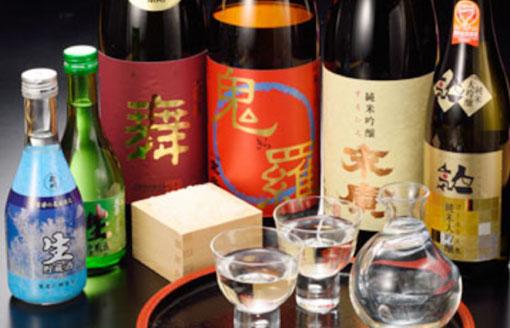 酒どころ福島 日本一の地酒